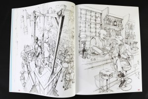 01 - 2011 Sketchbook