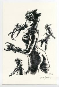 Kim Jung Gi - Catwoman site