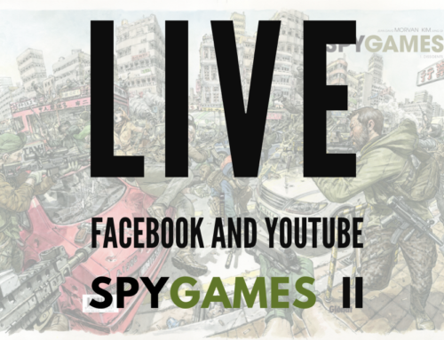 SpyGames II returns!